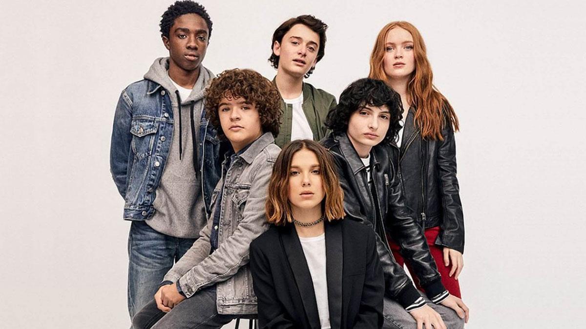 Stranger Things cast members net worth
