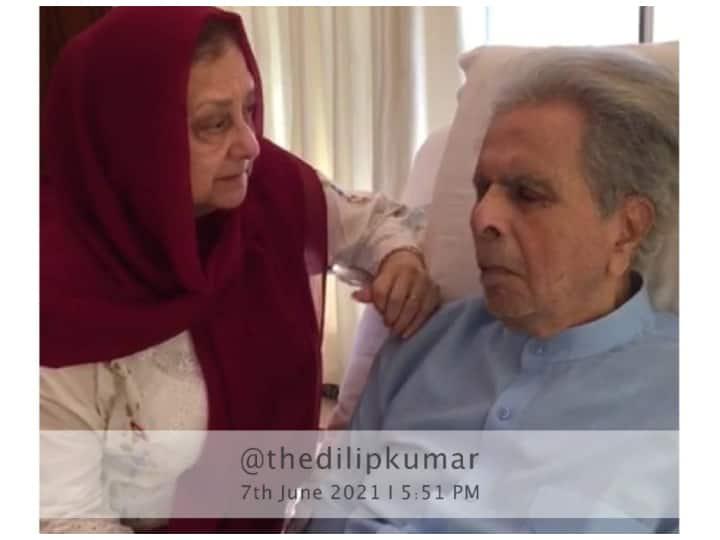 Dilip Kumar Health Update: Dilip Kumar's health improves, may be