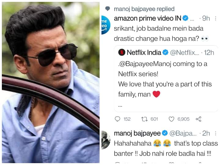 Manoj Bajpayee Coming To A Netflix Series! Check Out The