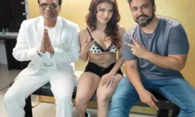 Sherlyn Chopra Shares A Throwback Picture With Raj Kundra