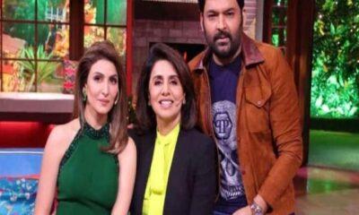 The Kapil Sharma Show 3 Neetu Kapoor And Riddhima Kapoor