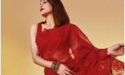 Jacqueline Fernandez in Saree