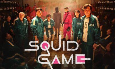 Squid Game on Netflix